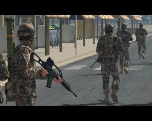 Flecktarn Armed Assault 3