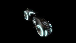 Torn Lightcycle