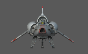 Viper MK2 Front